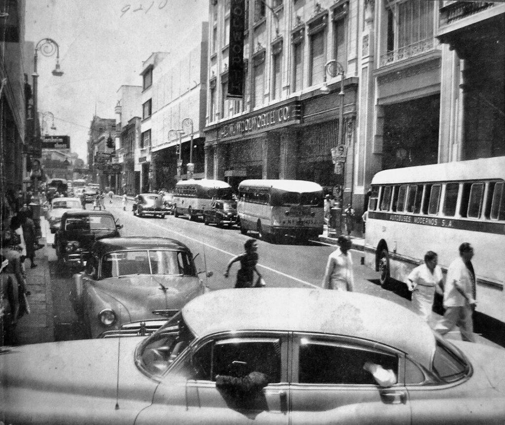 calle galiano decada de los 50